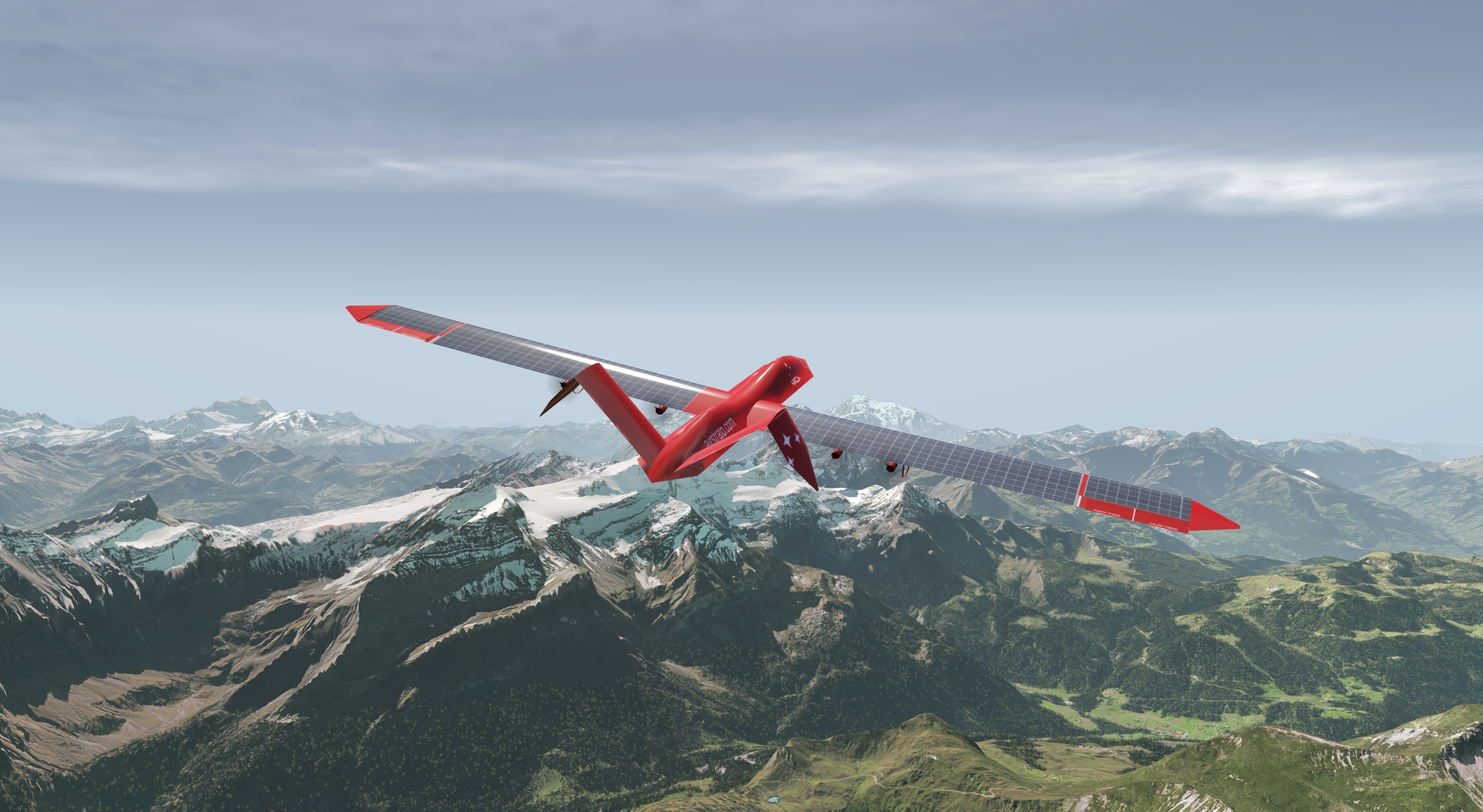 ARCA AirStrato for aerofly FS