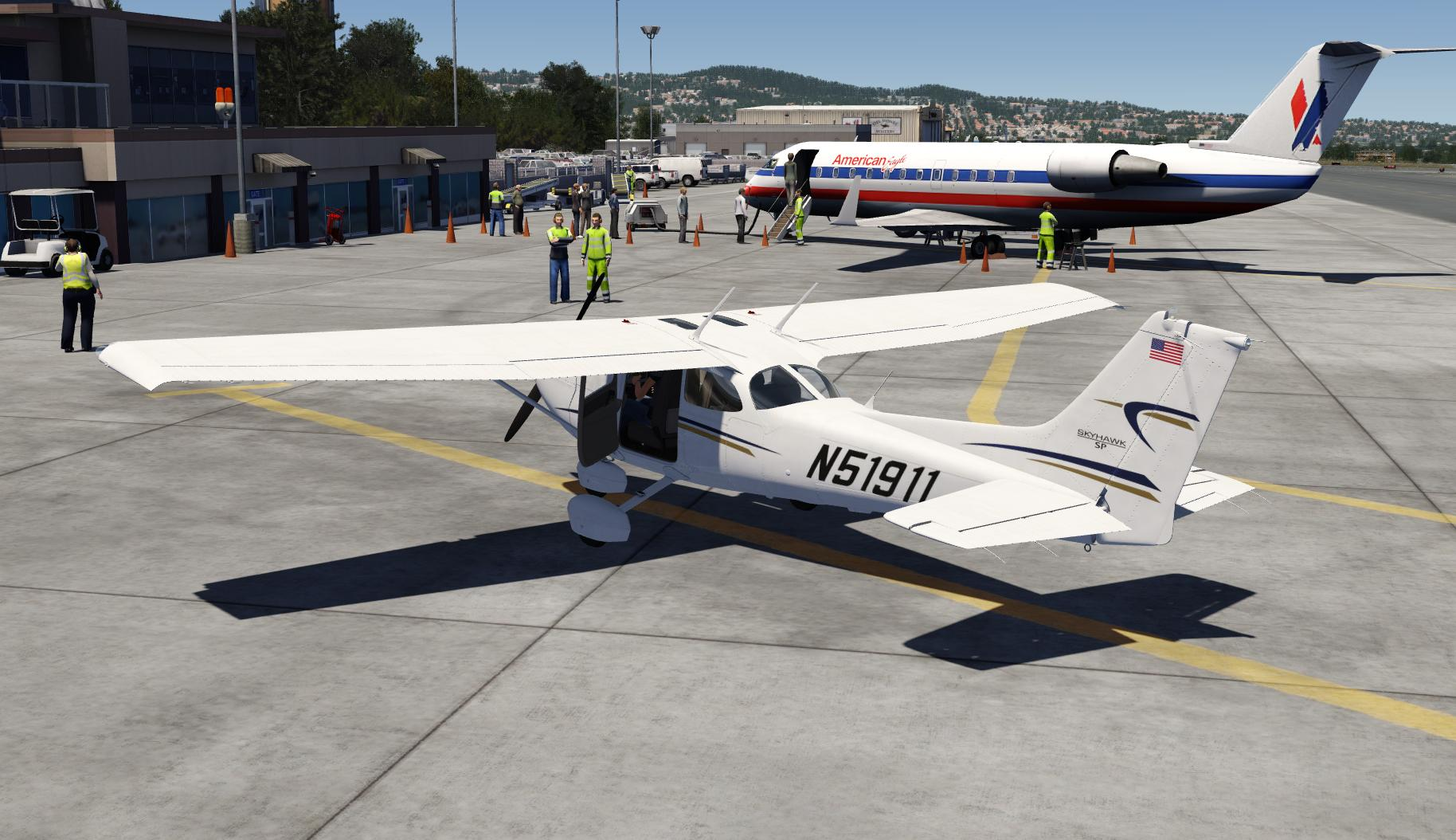 Скачать моды для aerofly fs